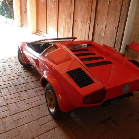 Lamborghini Countach Scale Toy 7