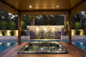 Modern Country Modern Pool Brisbane By Soul Space