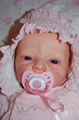 REBORN BABY DOLL NATALI BLICK SOPHIE RESELL COMES W/ PARIS ALLEY WILBETH + MORE