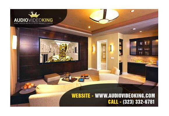 Professional Home Theater Installation Los Angeles