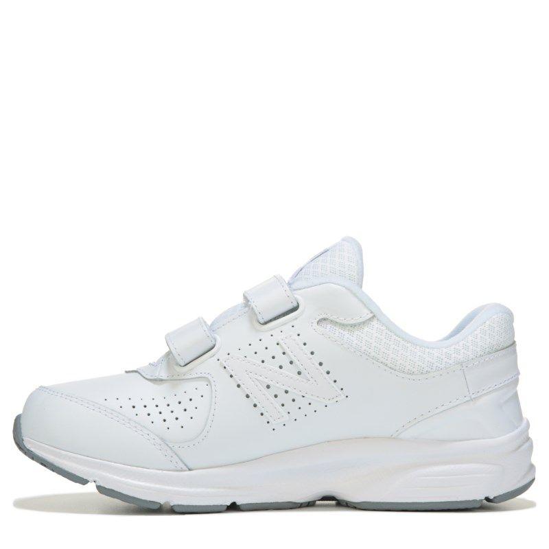 Women's 411 V2 Double Strap Cush NB MediumWide Walking Shoe