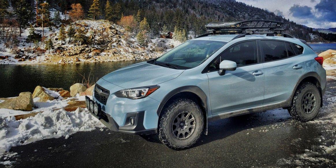 2020 Subaru Crosstrek Lift Kit Configurations Subaru Crosstrek Subaru Subaru Outback
