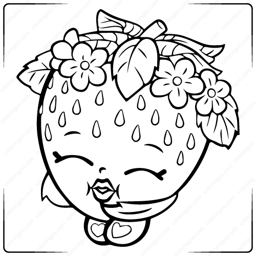 Free Printable Shopkins Coloring Pages Shopkins Colouring Pages Shopkin Coloring Pages Coloring Pages For Girls