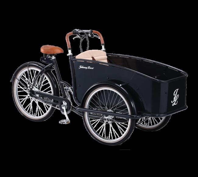 Johnny Loco Dutch Delight Transportrad für Kinder