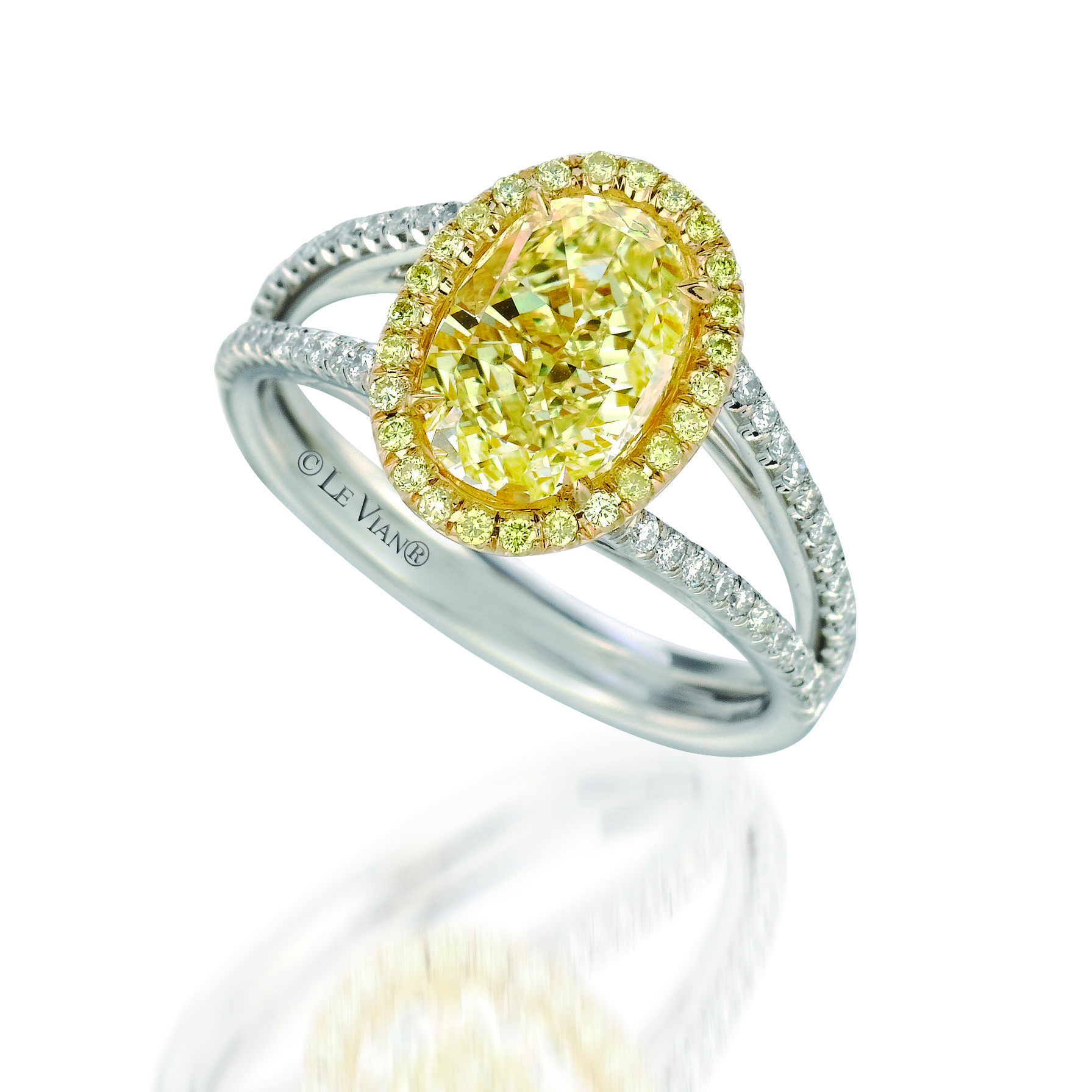 d1d4d1989 Le Vian's Sunny Yellow Diamonds™ Ring   Diamonds are a Girl's Best ...