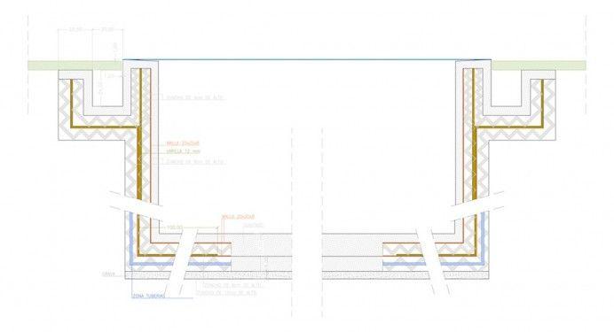 Perfil piscina 692x375 como se realiza una piscina for Como se construye una piscina