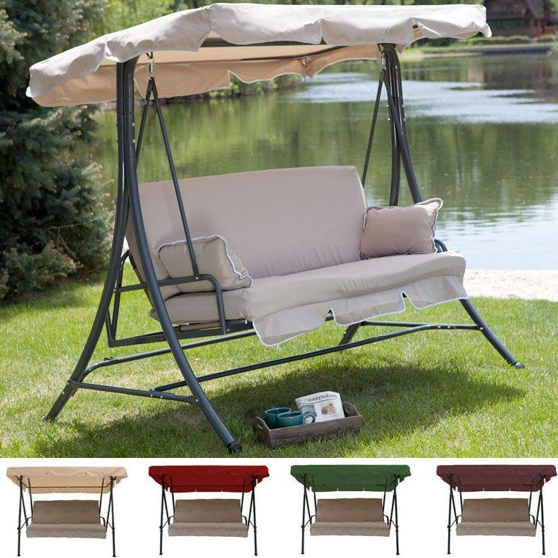 Universal Replacement Swing Canopy Medium Riplock 350 Patio Swing Canopy Outdoor Patio Swing Canopy Swing