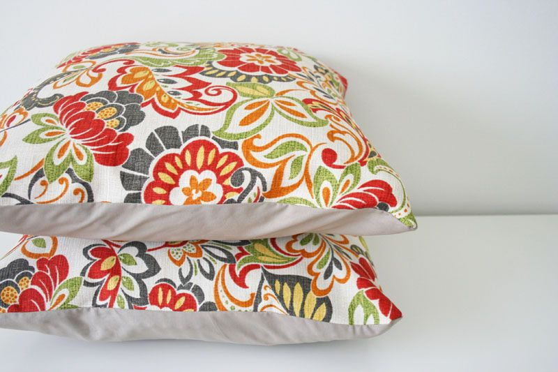 V and Co.: V and Co: make your house pretty: affordable pillow covers