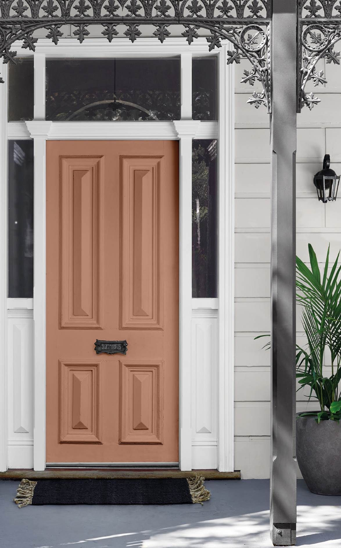 16 Fabulous Front Door Colour Ideas To Try Exterior House Colors