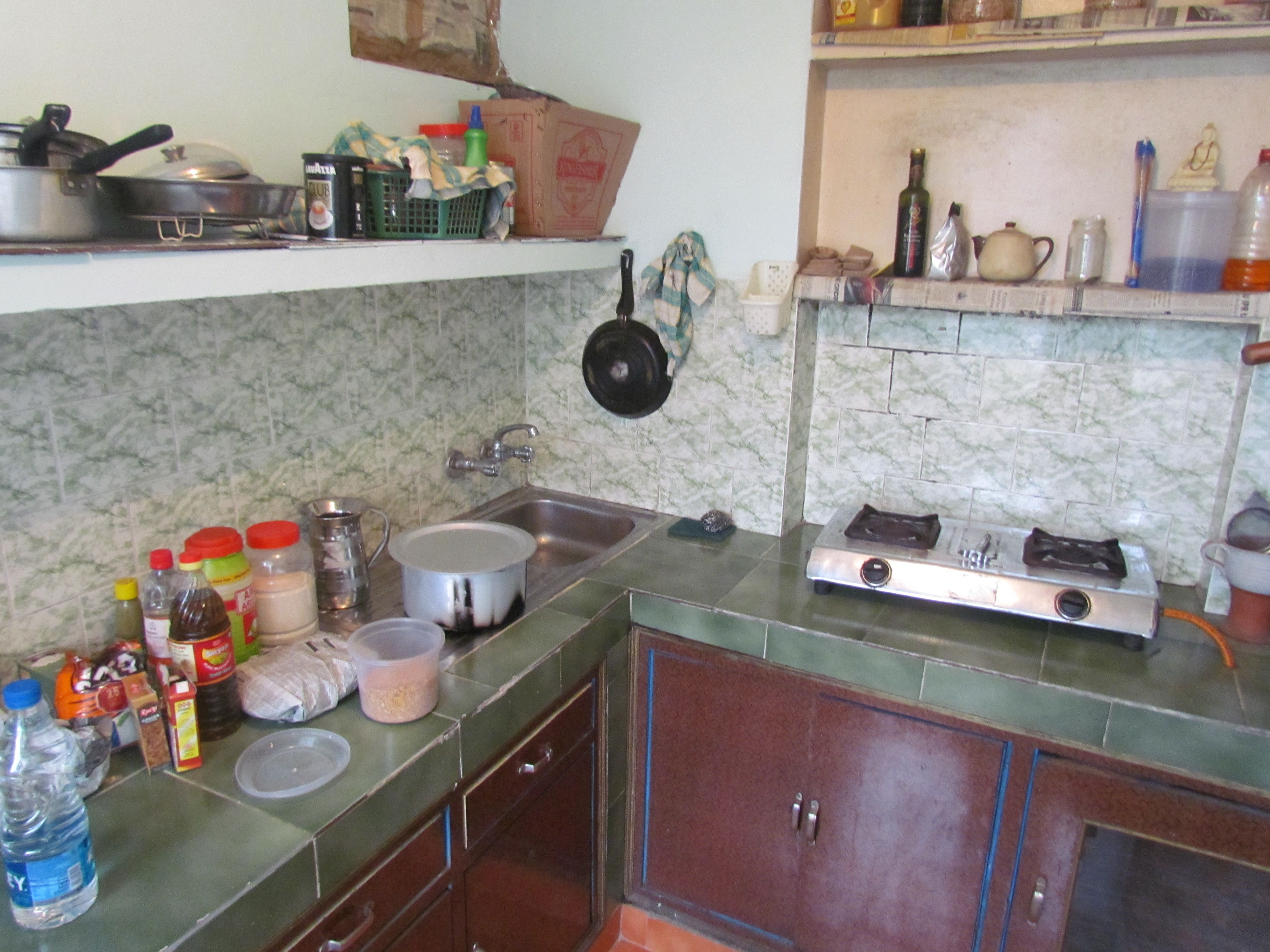 Indian middle class kitchen design - Lower Middle Class Kitchen Google Search