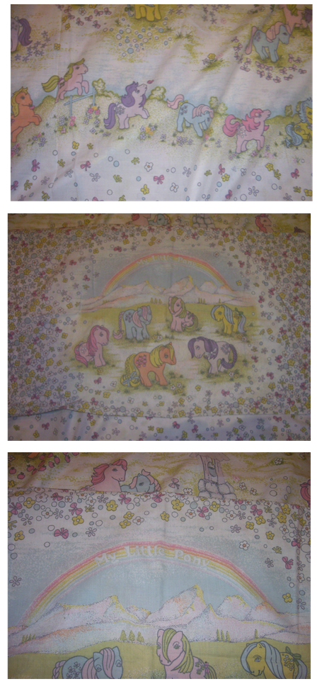 Lenzuola My Little Pony.My Little Pony Bed Sheets Detail 2 To Only Be A Child Again