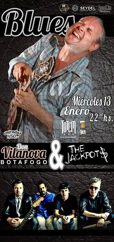 Don Vilanova y The Jackpot$