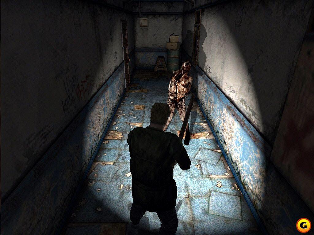 Silent Hill 2's galleries | Horror Games | Pinterest ...