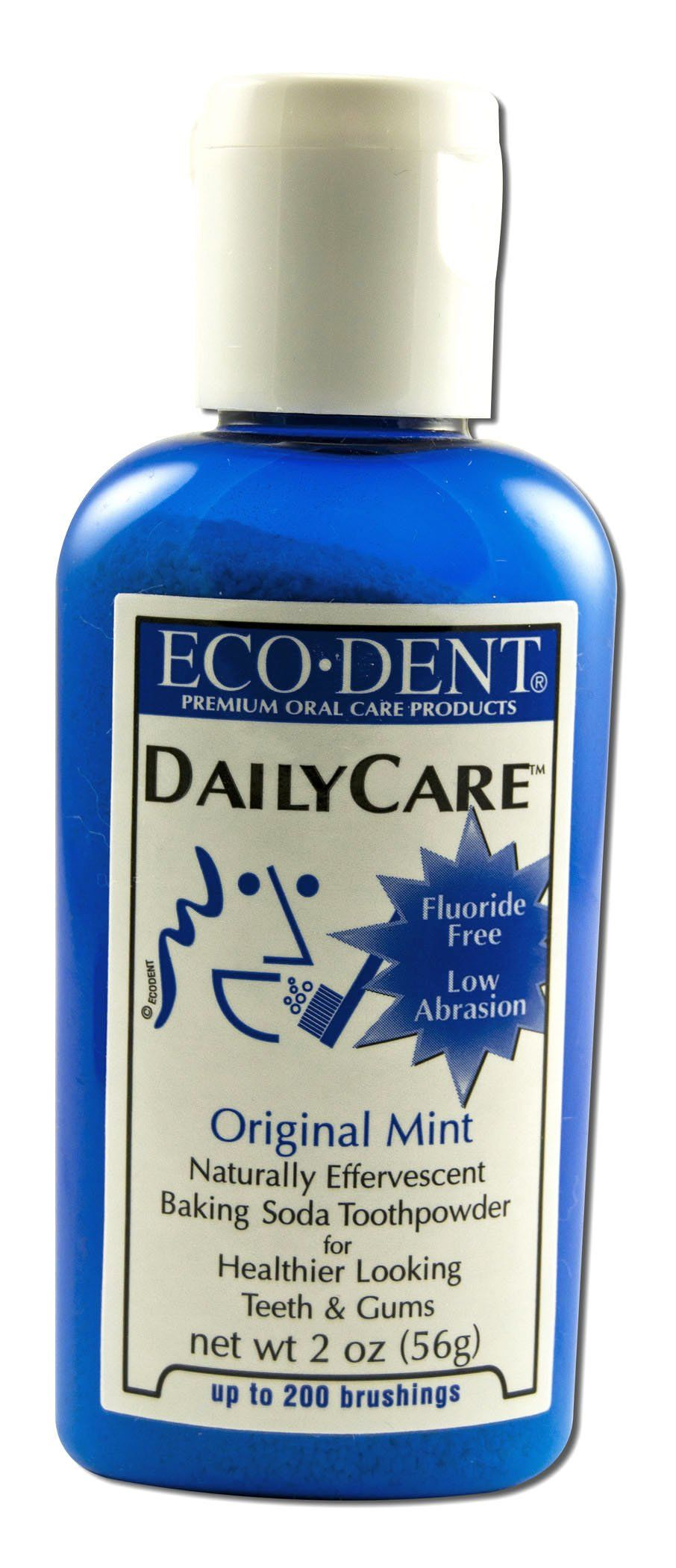 EcoDent Daily Care Baking Powder Toothpowder