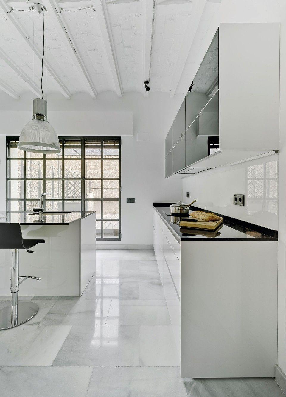 Cocinas archivos interiores minimalistas revista online - Diseno de cocinas online ...