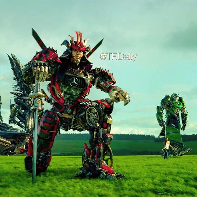 Have to show drift some love where are the drift fans - Autobot drift transformers 5 ...