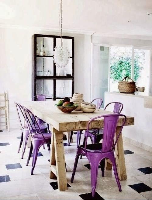 colore orchidea | Design della sala da pranzo, Idee per ...