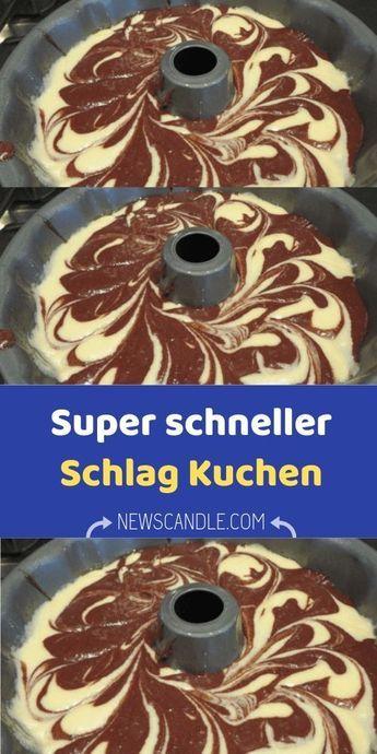 Schneller Kuchen #schokokuchen