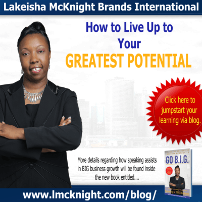 Lakeisha McKnight – Brands that Promote Transformation through the Power of Words