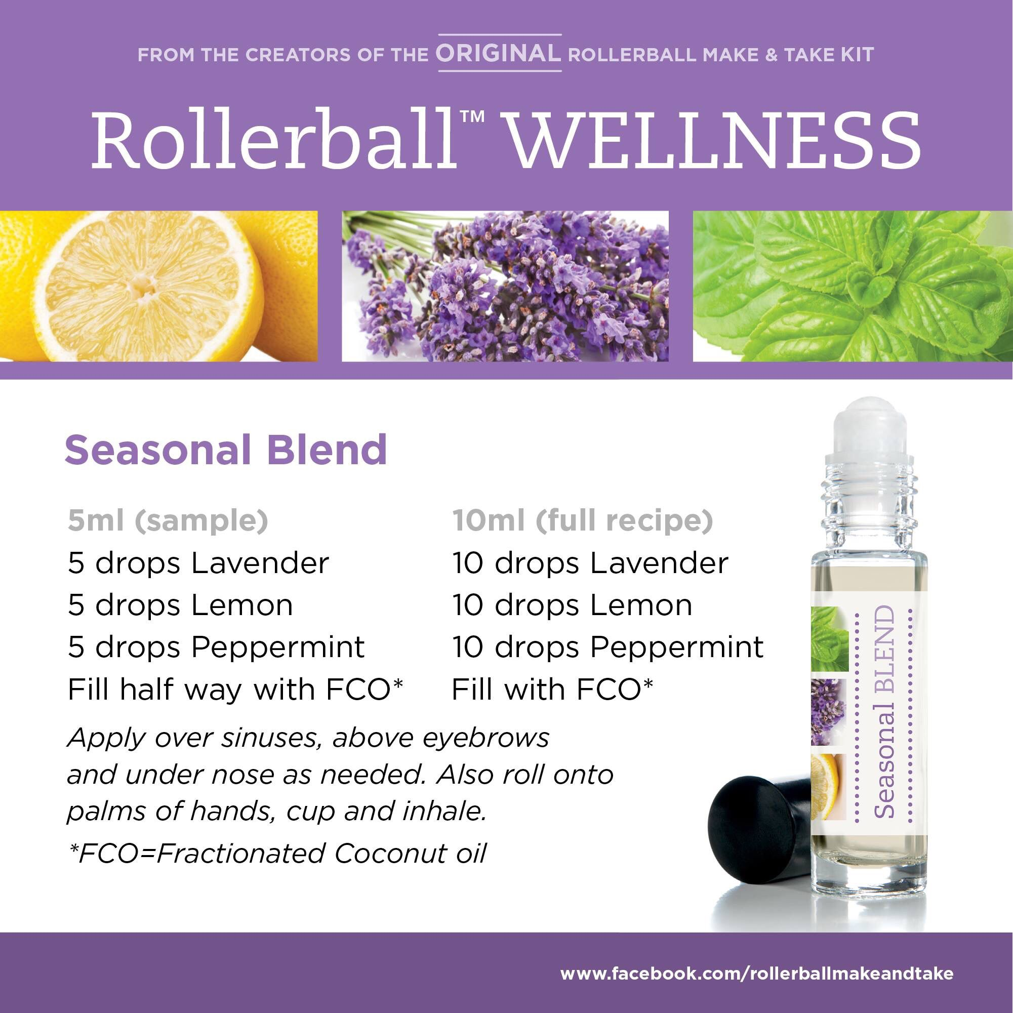 Pin On Doterra Rollerball Recipes