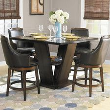 Modern Kitchen and Dining Sets Wayfair Tables n Chairs