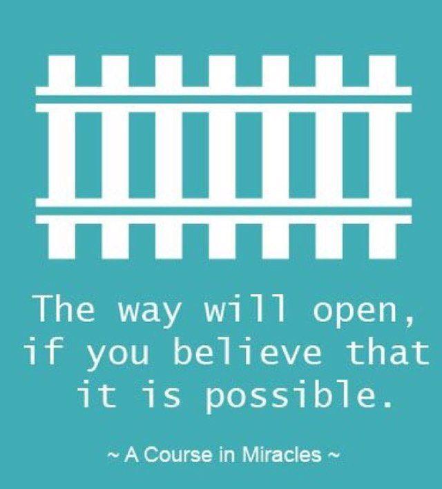 Perspective Positivemind Solutionsforlife Acim Open Your Mind