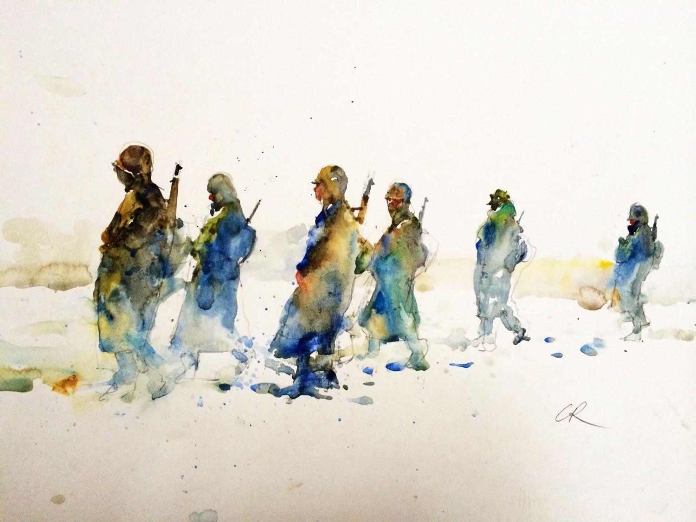 Charles Reid S Masterful Watercolor Paintings Watercolor