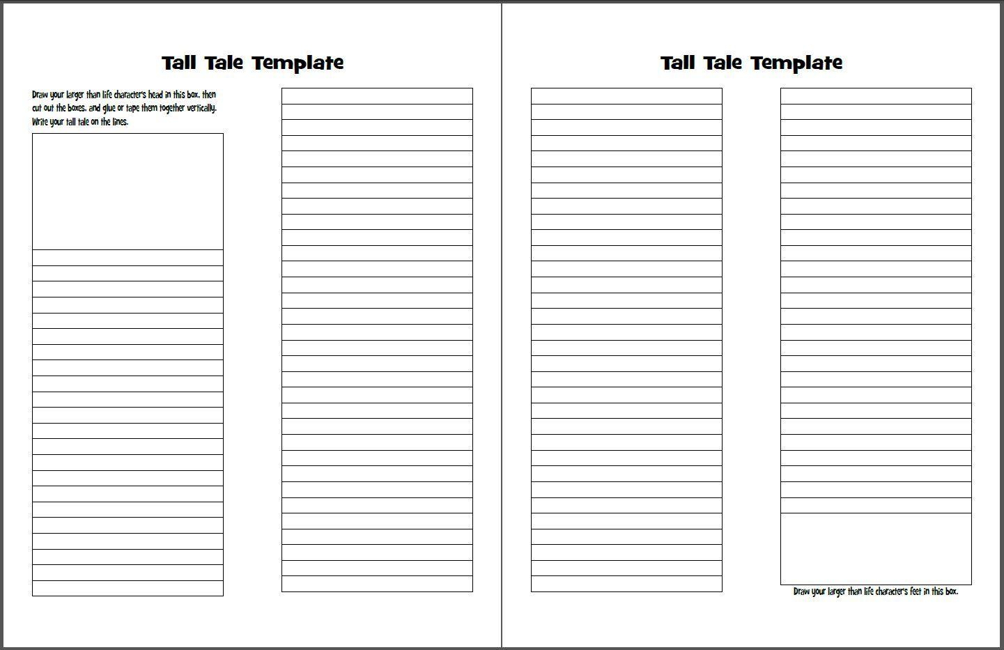 Teaching Tall Tales