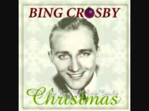 christmas is a comin bing crosby i love this song i can almost - Bing Crosby Christmas Songs