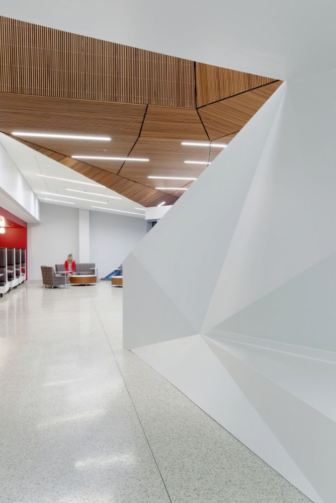 Gallery Of Missouri State University O Reilly Clinical Health Sciences Center Cannondesign 6 Missouri State University Design Interior