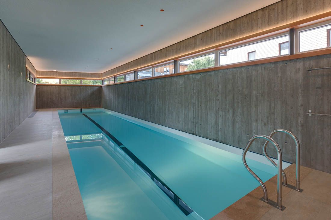 Indoor pool einfamilienhaus  Innenpool - Google-søgning | Indoor Pool | Pinterest