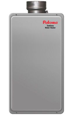 Paloma Residential Tankless Hot Water Heater Direct Natural Gas Max 7 4 Gpm Dultmeier Sales Tankless Hot Water Heater Water Heater Hot Water Heater