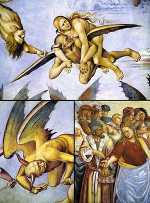 Giudizio del Signorelli Orvieto