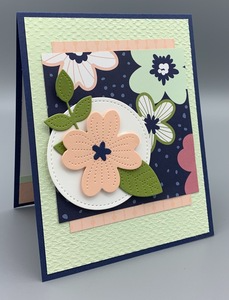 Paper Blooms with In Blooms