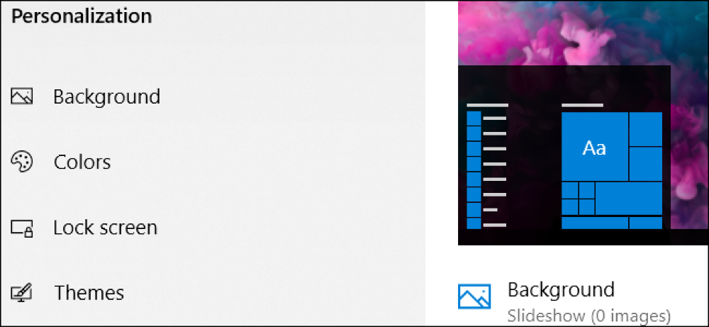 How to Customize Windows 10's Appearance Customized