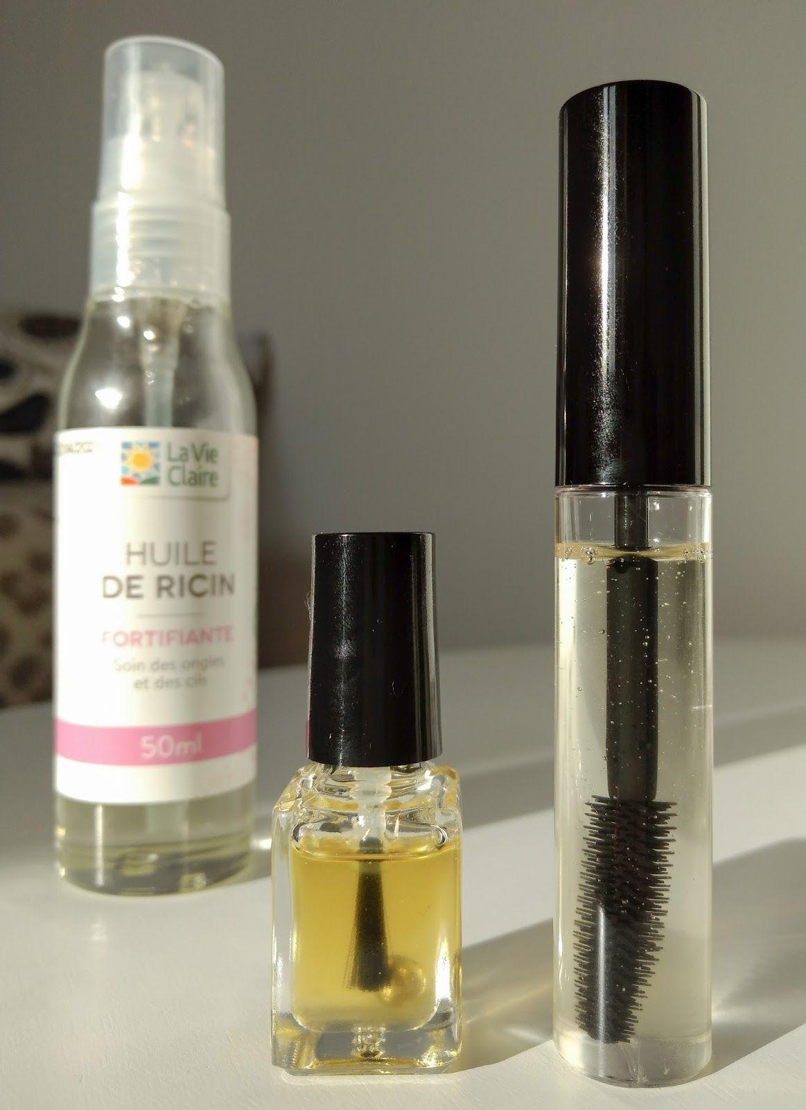 2 recettes super simples base d 39 huile v g tale de ricin. Black Bedroom Furniture Sets. Home Design Ideas