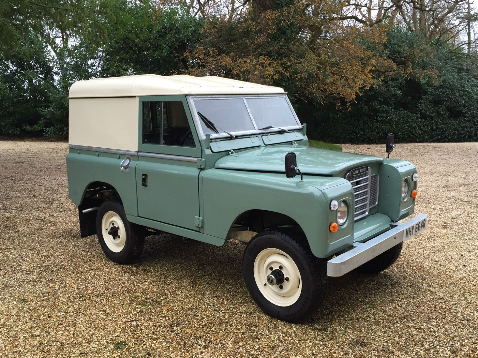 Land rover series 3 | Land rovers, Cars land and Vehicle