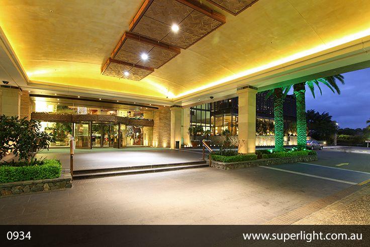 Project 0934 - Great Use Of Lighting  - www.superlight.co... - #LED #Garden #Light