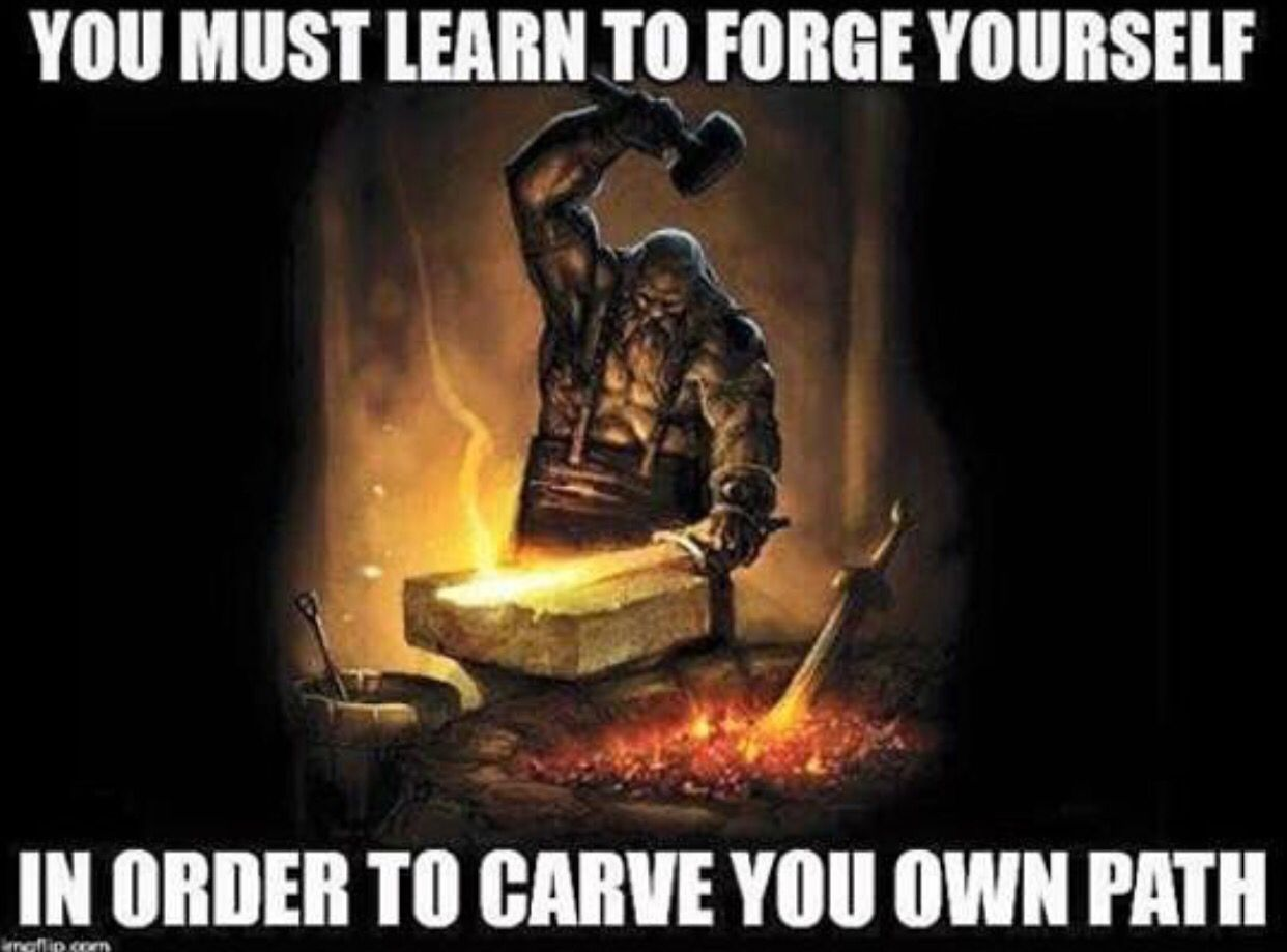 Forge Yourself