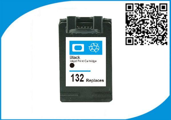 $11.29 (Buy here: http://appdeal.ru/8ta4 ) 1 Pcs For HP 132 Black Ink Cartridges for HP132 Officejet 6213 Deskjet 5443 D4163 Photosmart 2573 C3183 D5163 for just $11.29