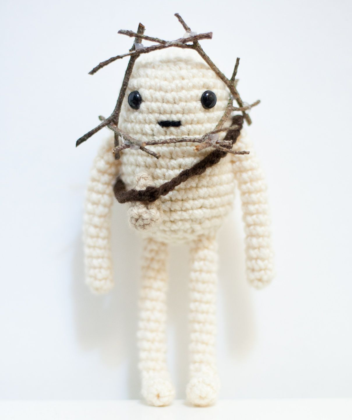 Ravelry: Finn - Adventure Time pattern by Janine Tsakisiris | 1440x1209
