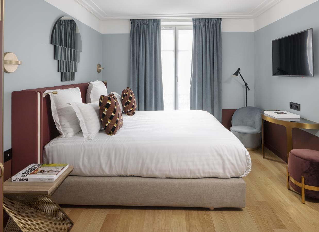 Hotel Parisianer Hoteleinrichtung Gastezimmer Zimmer