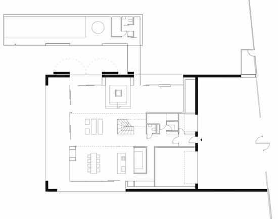 Kwk Promes Completes Safe House In Warsaw Poland Ground Floor Plan Zombie Proof House Floor Plans