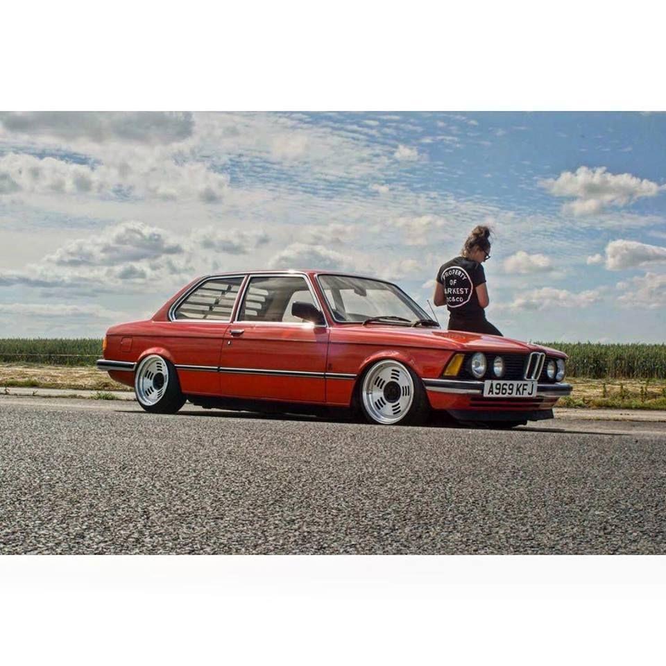 Bmws: BMW E21 - Lowered - Facebook