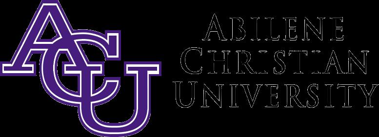 Abilene Christian University Logo Abilene Christian Christian College University Logo