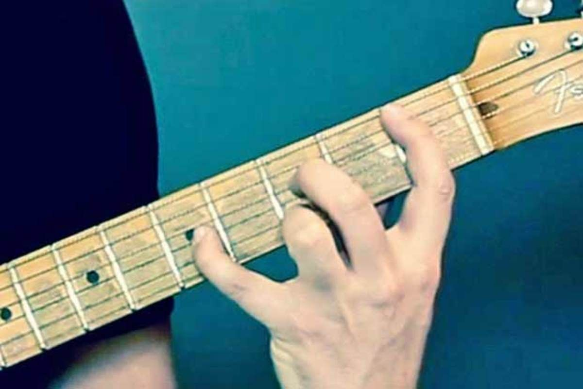 The 10 Hardest Guitar Chords See If You Can Play These Guitar
