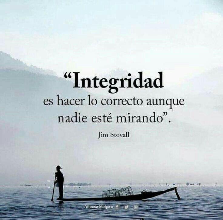 Integridad*