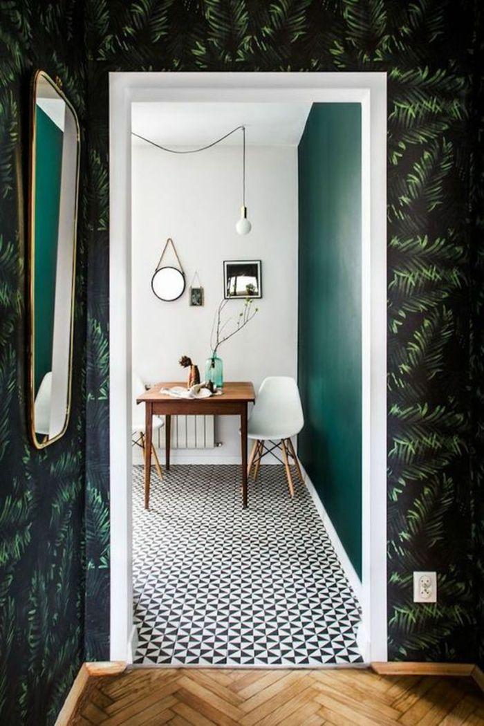 ▷ 1001+ Idées pour savoir quelle couleur pour un couloir + comment - idee couleur couloir entree