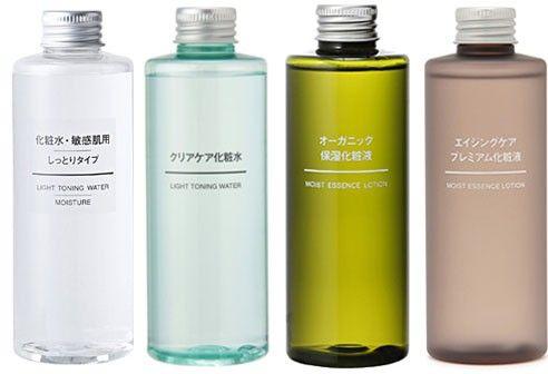 水 化粧 おすすめ 良品 無印