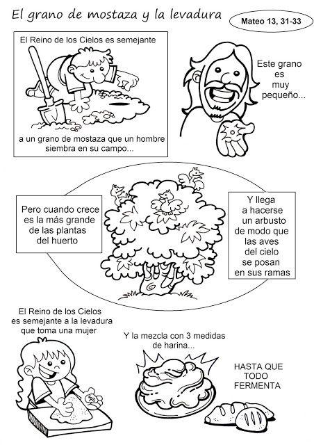 El rinc n de las melli historieta el grano de mostaza y for Informacion sobre el granito